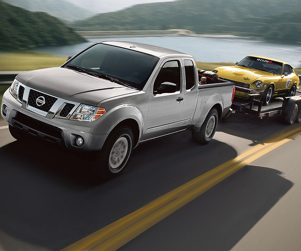 1998 Nissan Frontier King Cab Suspension: Nissan Frontier Vs Toyota Tacoma Comparison