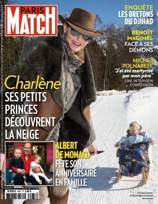 Paris Match 3487 - 17 au 23 Mars 2016