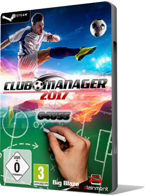 Club Manager 2017 DOWNLOAD PC ENG (2017)