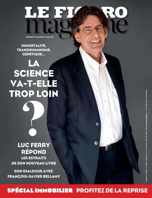Le Figaro Magazine - 31 Mars 2016