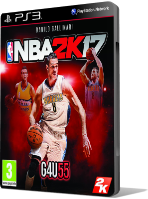 NBA 2K17 DOWNLOAD PS3 SUB ITA (2016)