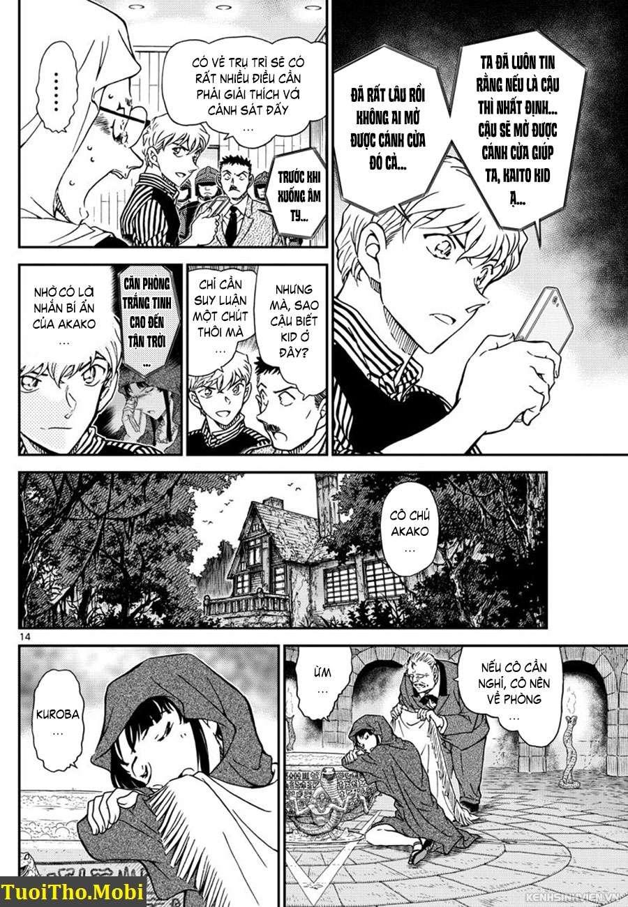 đọc truyện Magic Kaito chap 36 trang 13