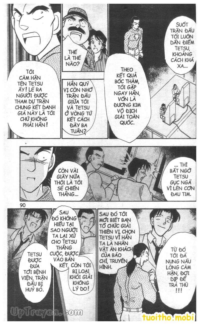đọc truyện Conan bộ đặc biệt chap 22 trang 13