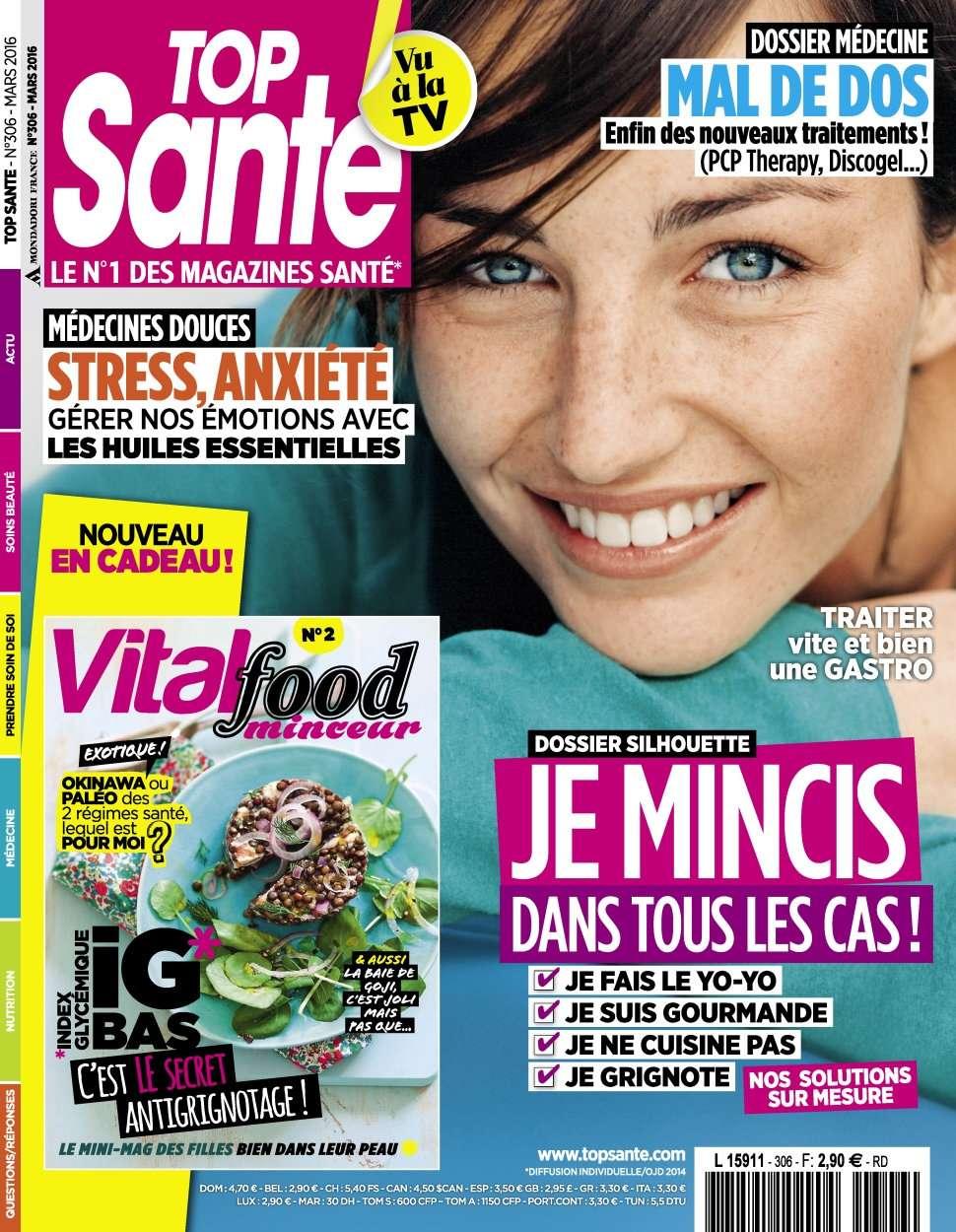 Top Santé 306 - Mars 2016