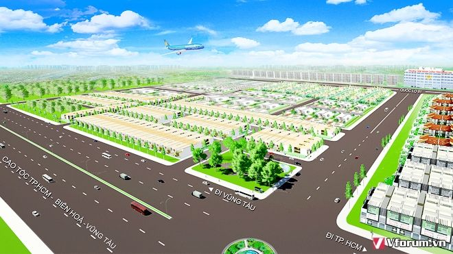 Đầu Tư xây dựng mới khu dân cư nông thôn-tiện ích giá 150tr/nền