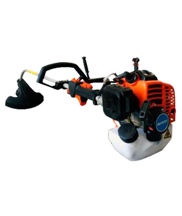 Desbrozadora Mpower 26 cc Tipo Curvo con Cuchilla e Hilo