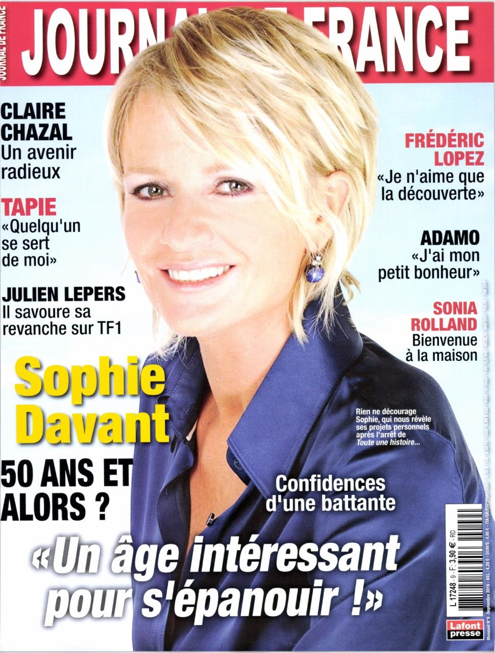 Journal de France 9 - September 2016