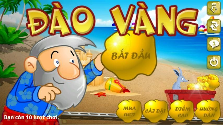 download game dao vang cho dien thoai