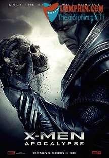 Dị Nhân: Khải Huyền - X-Men: Apocalypse (2016)