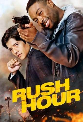 Křižovatka smrti / Rush hour / CZ