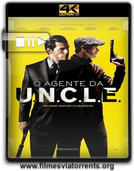 The Man from U.N.C.L.E. UltraHD 4k
