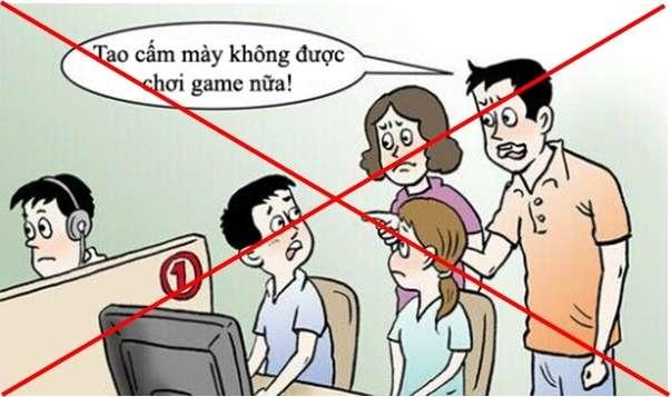 Chấm dứt những ngày tháng bị bố mẹ mắng khi chơi game