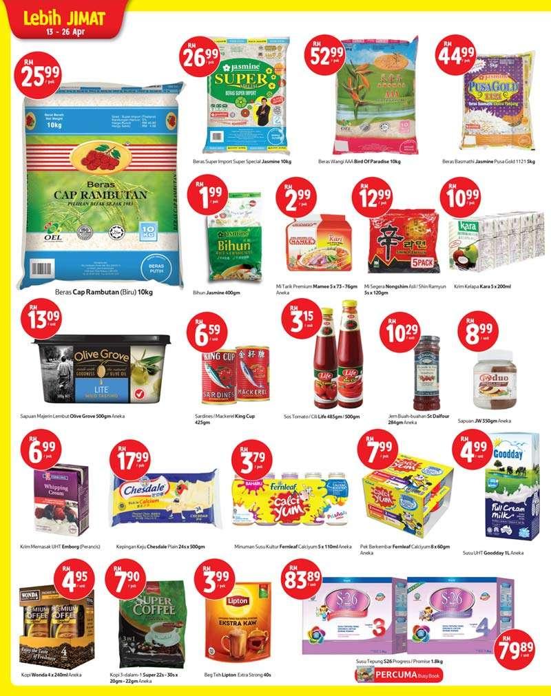 Tesco Malaysia Weekly Catalogue (13 April 2017 - 19 April 2017)
