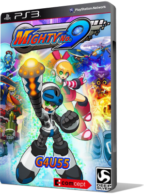 [PS3] Mighty No. 9 (PSN)(2016) - SUB ITA
