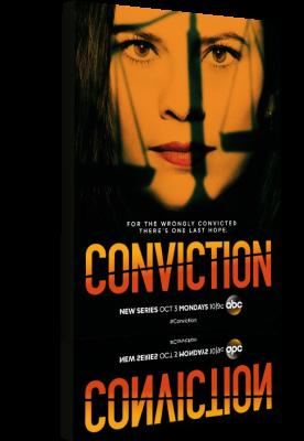 Conviction - Stagione 1 (2017) [6/13] .mkv DLMux 1080p & 720p ITA ENG Subs