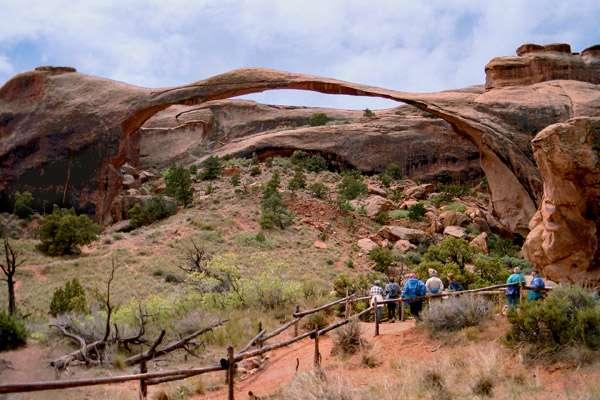 Landscape Arch - Arches Park