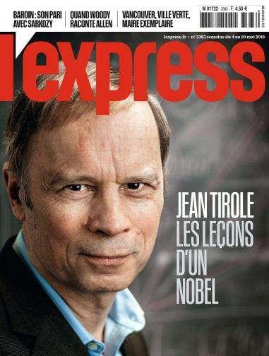 L'Express - 4 au 10 Mai 2016