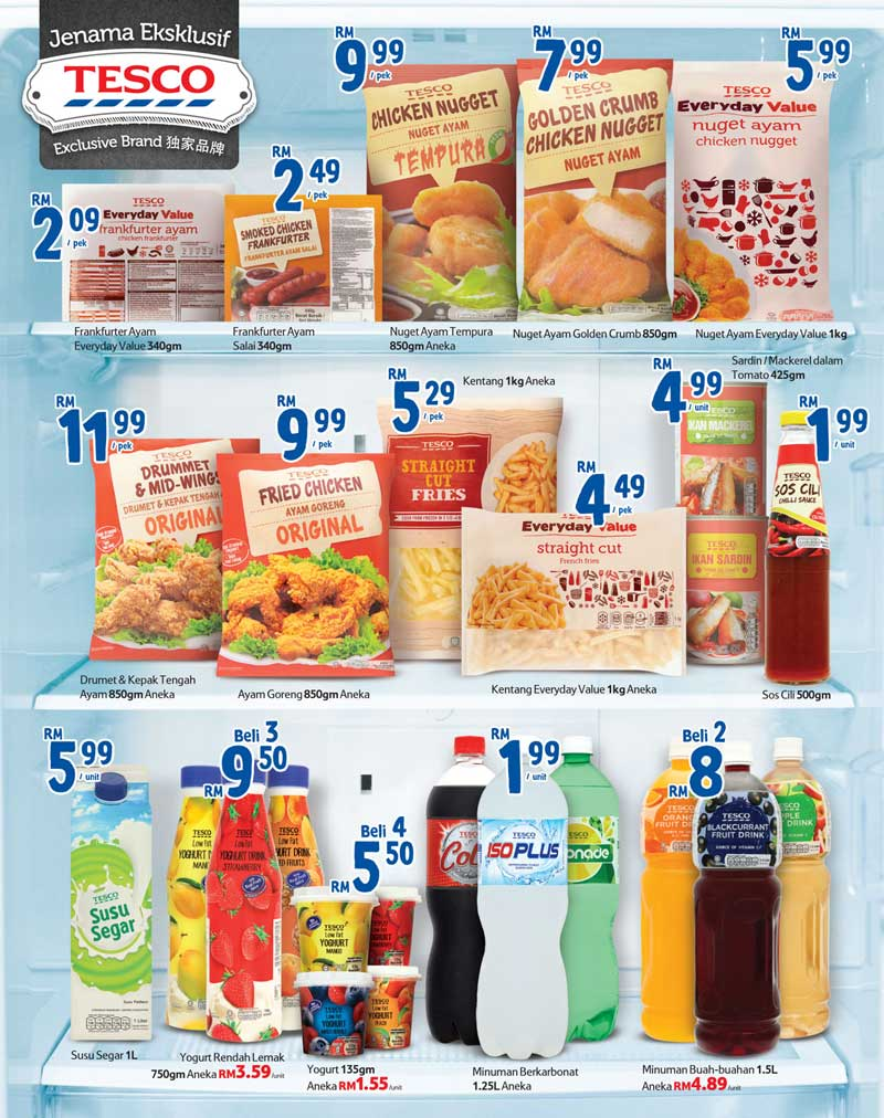 Tesco Malaysia Weekly Catalogue (23 March 2017 - 29 March 2017)