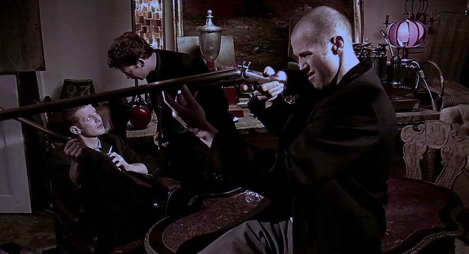 Lok, stauk arba šauk / Lock, Stock and Two Smoking Barrels (1998)