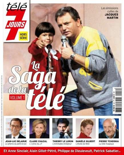 Télé 7 Jours Hors-Série - Juillet/Août 2016