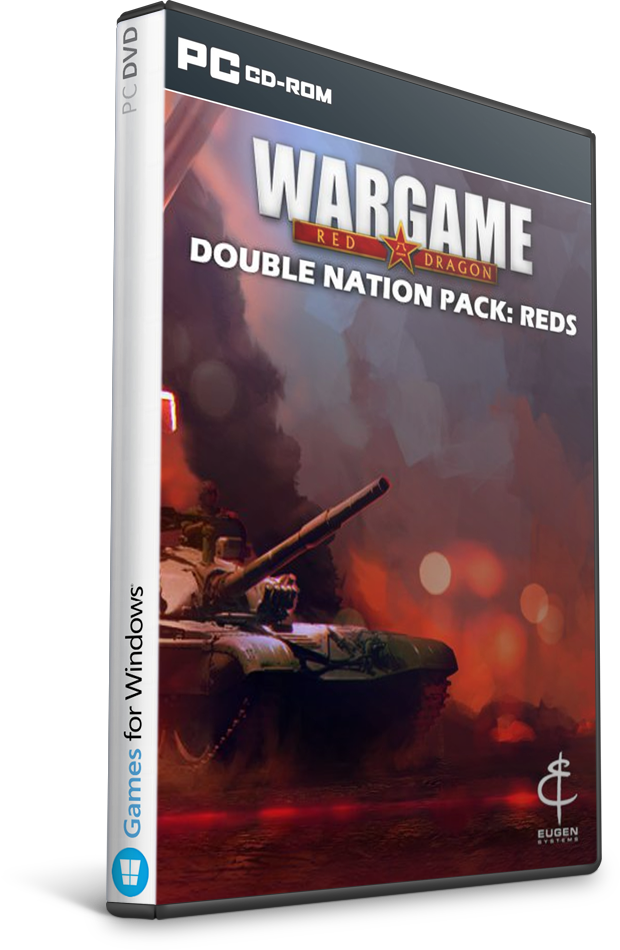 [PC] Wargame Red Dragon Double Nation Pack REDS-TiNYiSO [Strategy|DLC|2016]