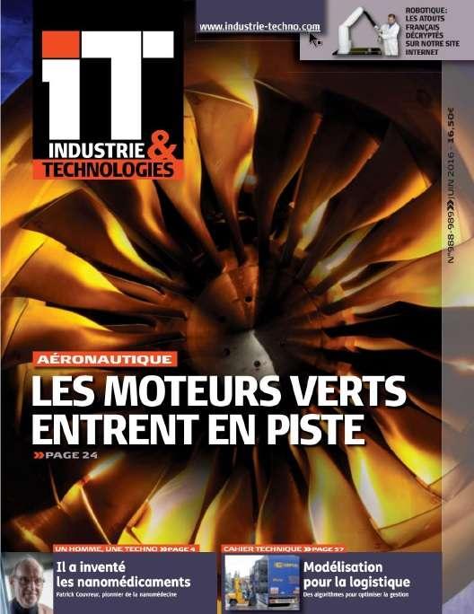 IT.Industrie&Technologies - Juin 2016