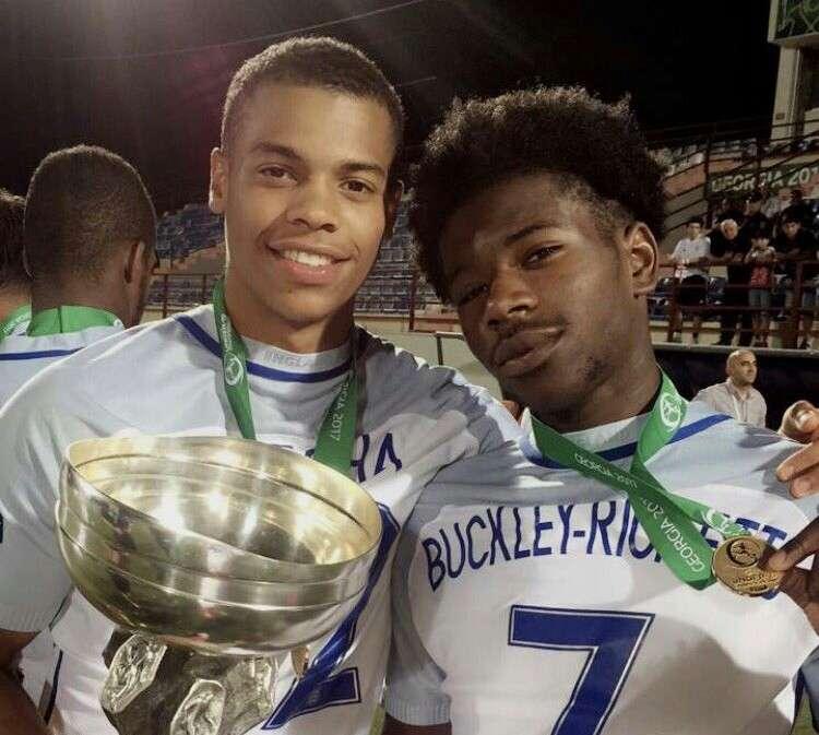 <曼城小將故事——Nmecha & Buckley 的U19歐國盃之旅>
