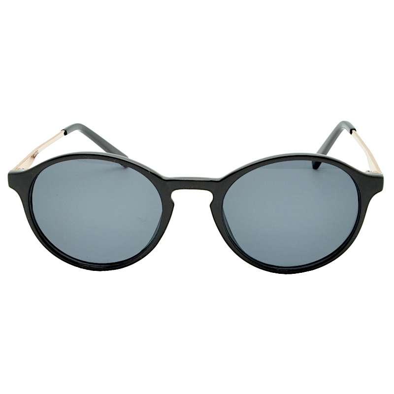 Retro Professor Vintage Oval Frame Sunglasses Hipster ...