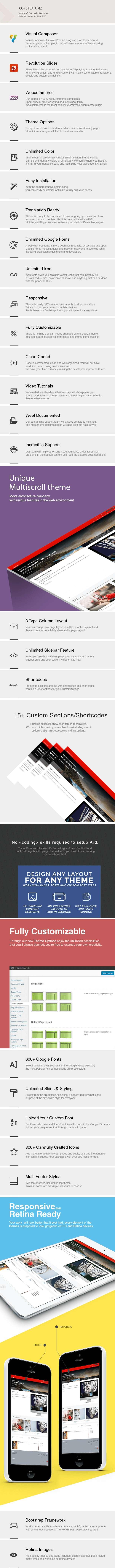 CORPOTERA - Responsive Corporate Business WordPress Theme - 4
