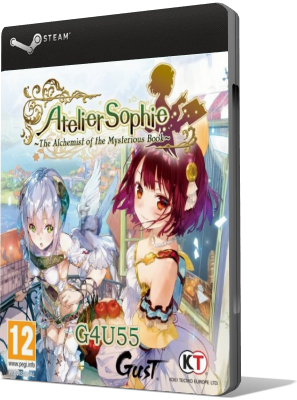 Atelier Sophie The Alchemist of the Mysterious Book DOWNLOAD PC ENG (2017)