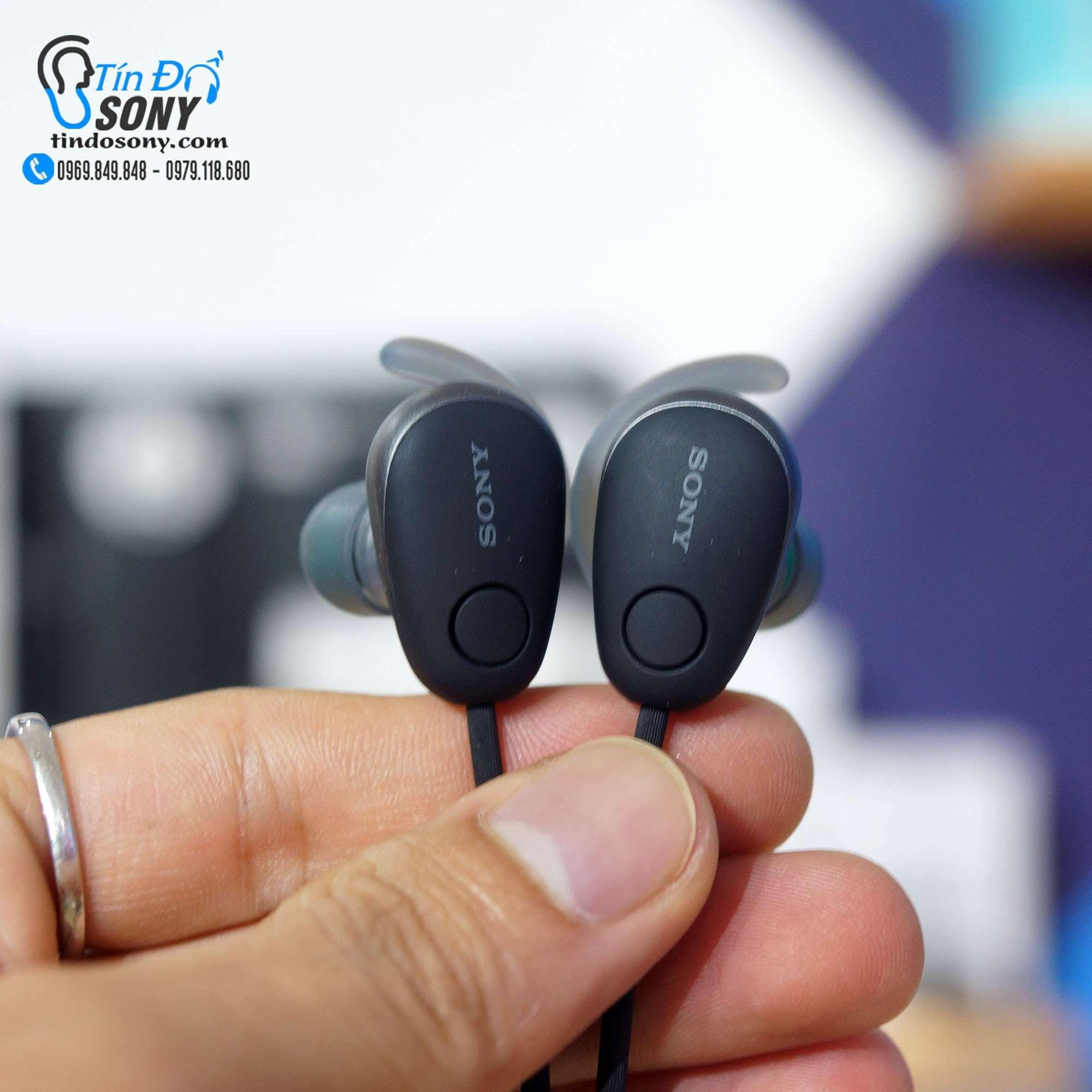 Tai nghe Bluetooth thể thao Sony WI-SP600N (Like New Ko Box)