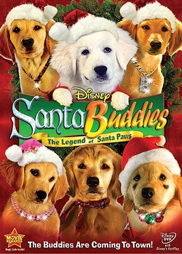 Santa Buddies The Legend Of Santa Paws (2009)