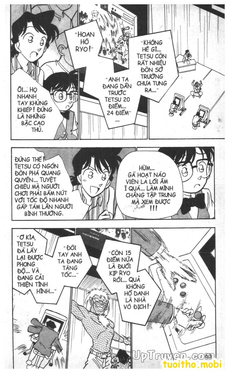 đọc truyện Conan bộ đặc biệt chap 21 trang 6