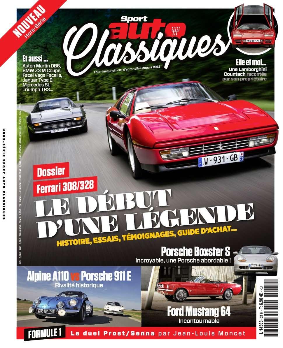 Sport Auto Hors-Série 20 - Auto Classiques 2016