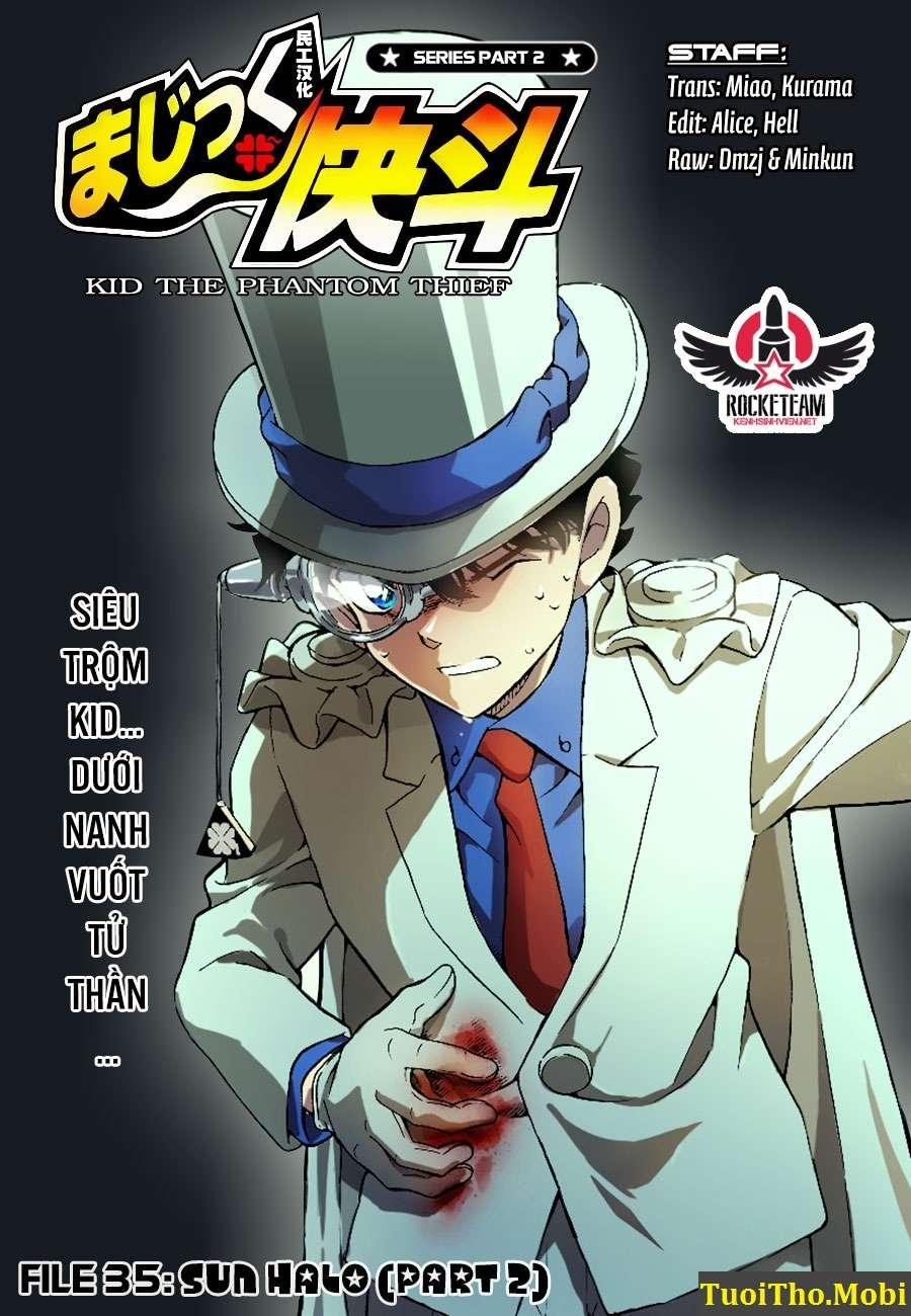 đọc truyện Magic Kaito chap 35 trang 0