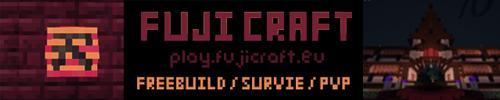 Serveur Minecraft FujiCraft
