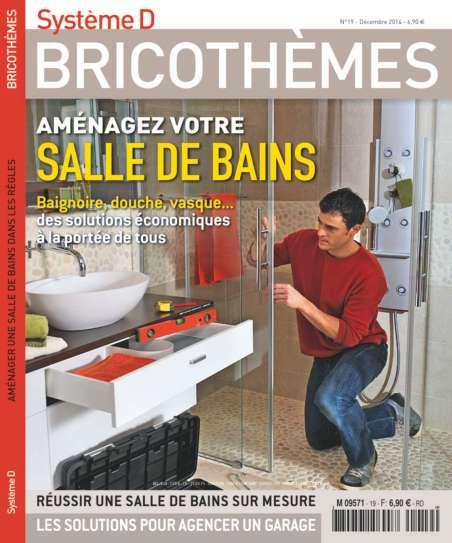 Système D Bricothèmes 19 -amènager votre salle de bains