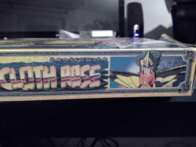 Hades OCE - Milo e Kanon Dragone di Mare Vintage. Ultimi Arrivi.