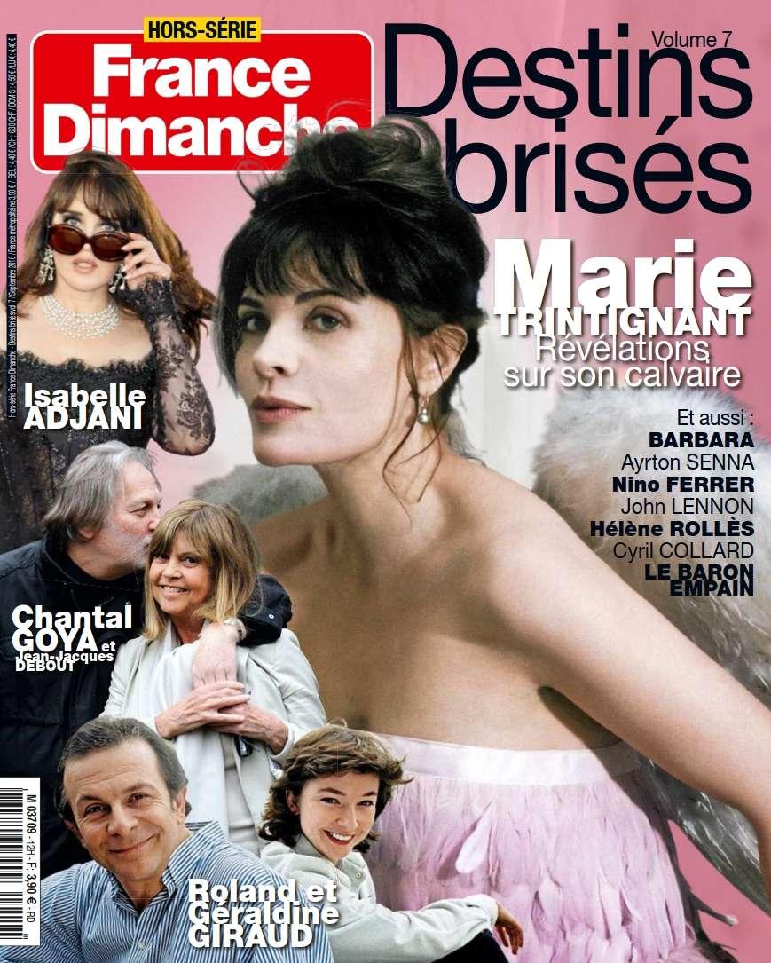 France Dimanche Hors-Série - Septembre 2016