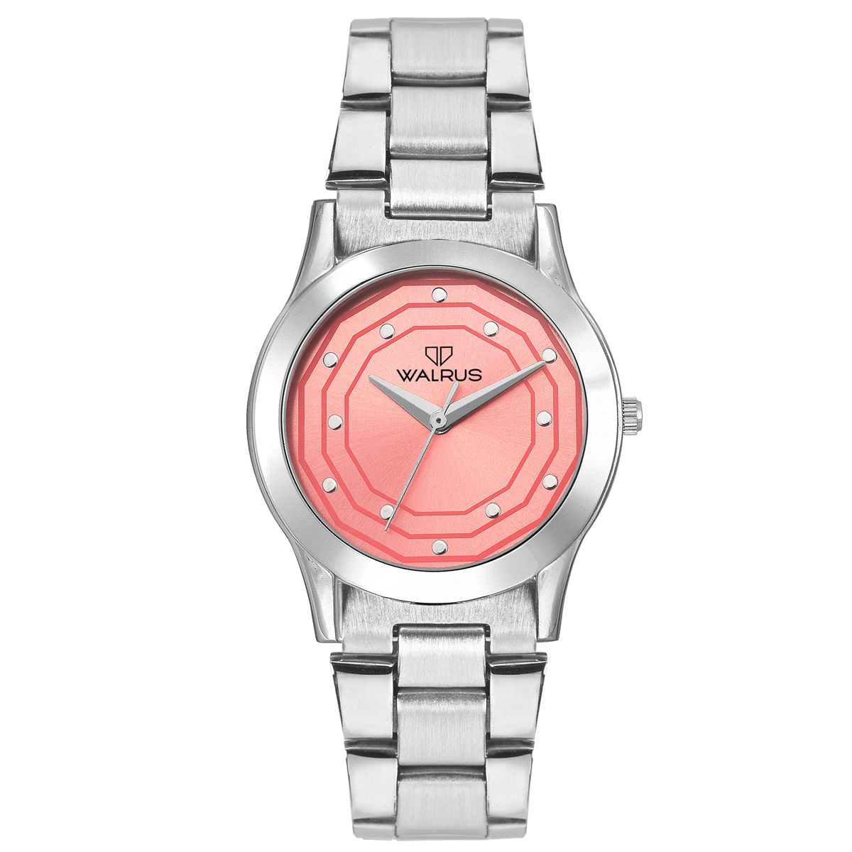 Walrus Anna Pink Color Analog Women Watch -WWW-Anna -120707