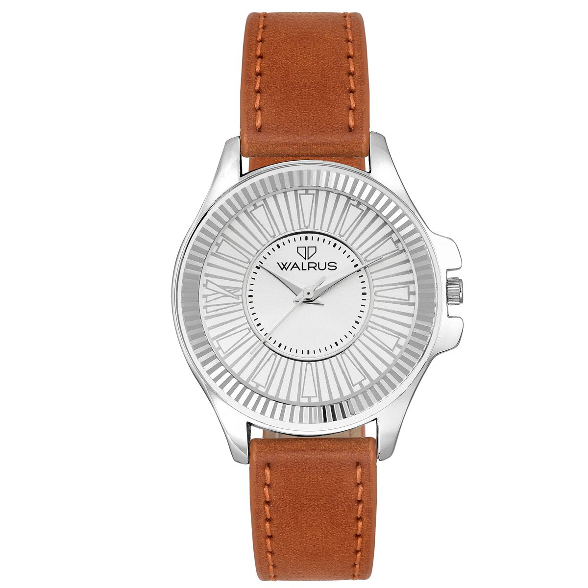 Walrus Emily Silver Color Analog Women Watch -WWW-ELY-071107