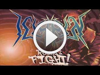 illyrian - round 2: fight! lyric video