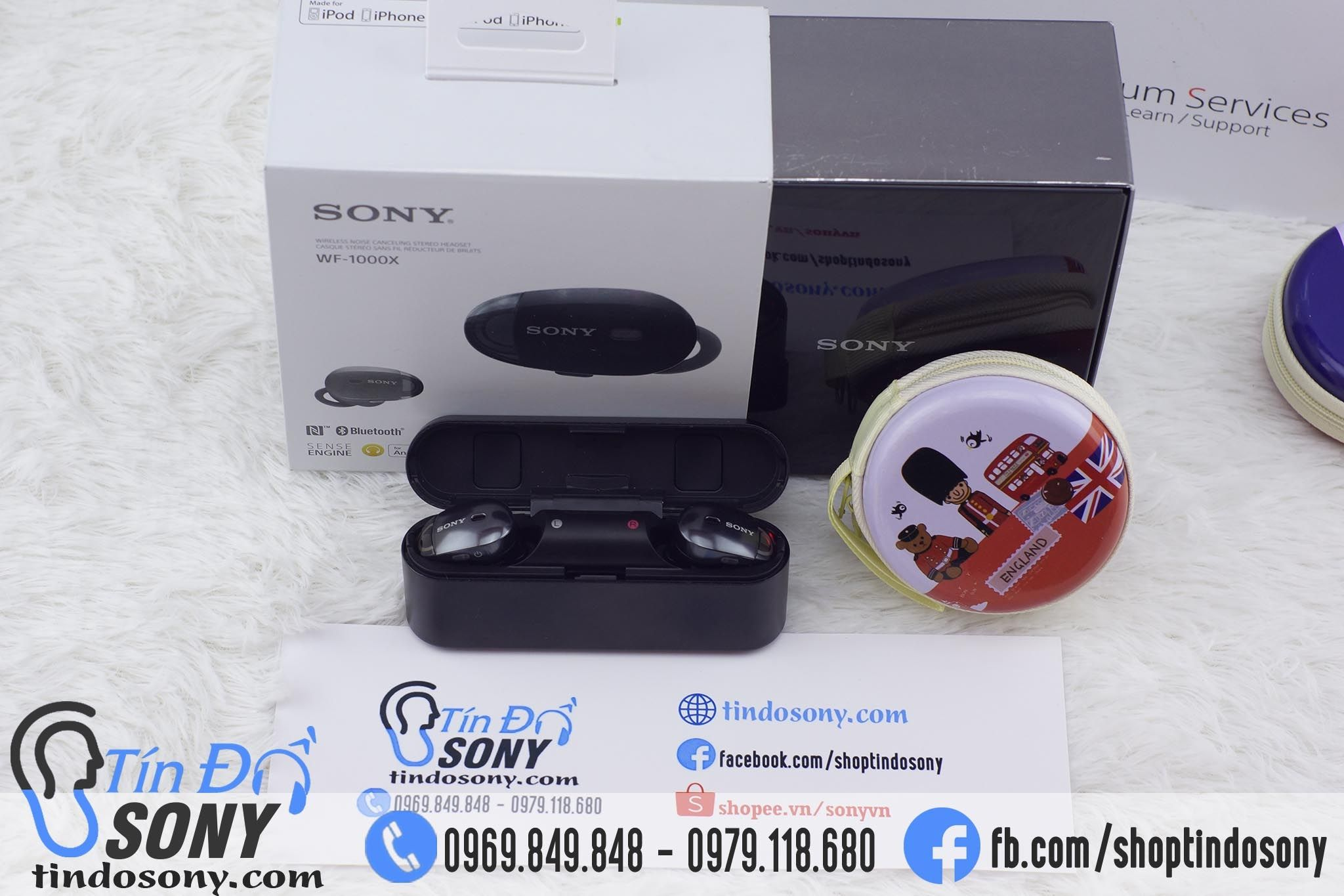 Tai nghe Sony WF-1000X ( Like New Không box )
