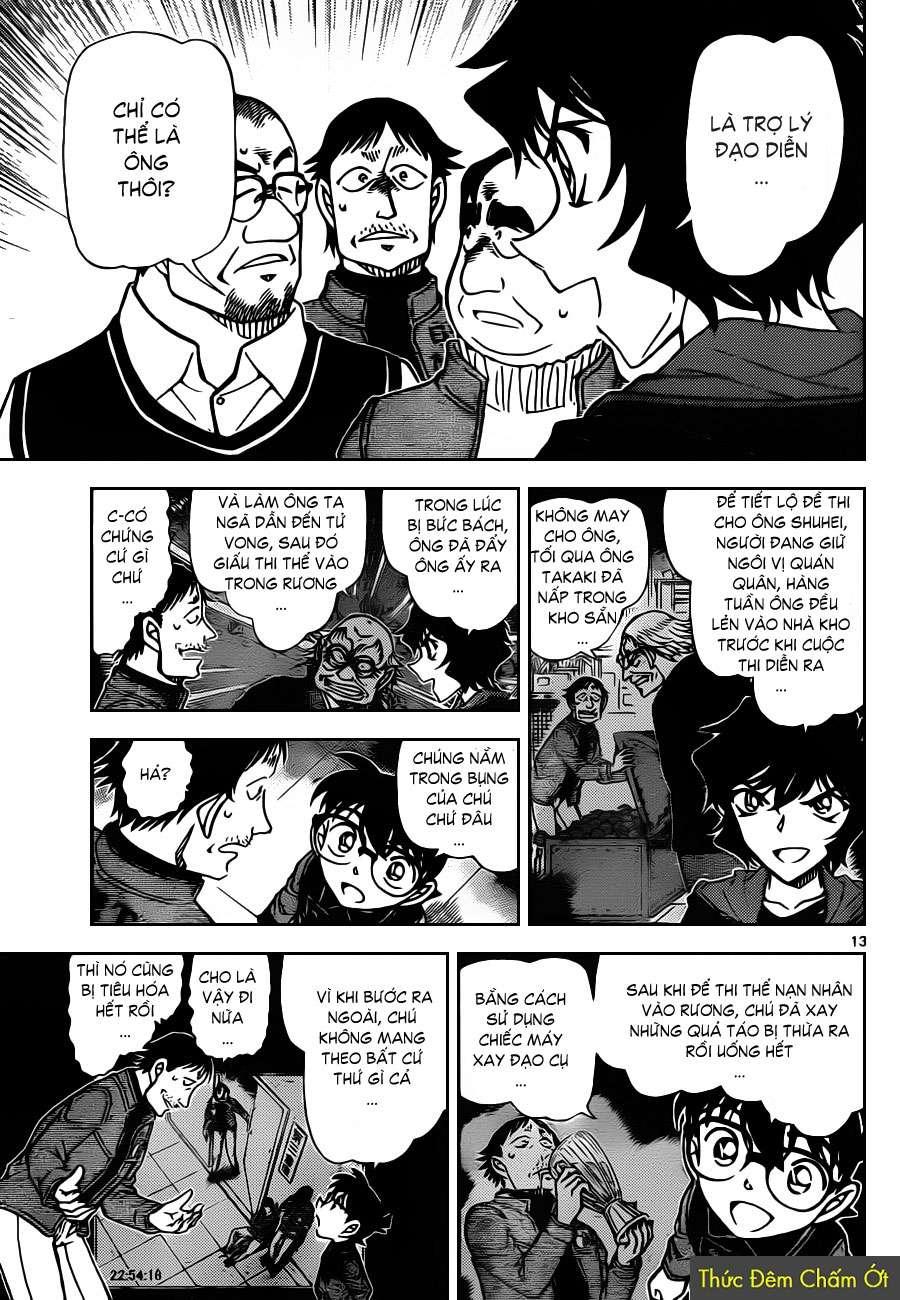 conan chương 846 trang 13