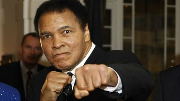 Muhammad Ali. Foto: Divulgação