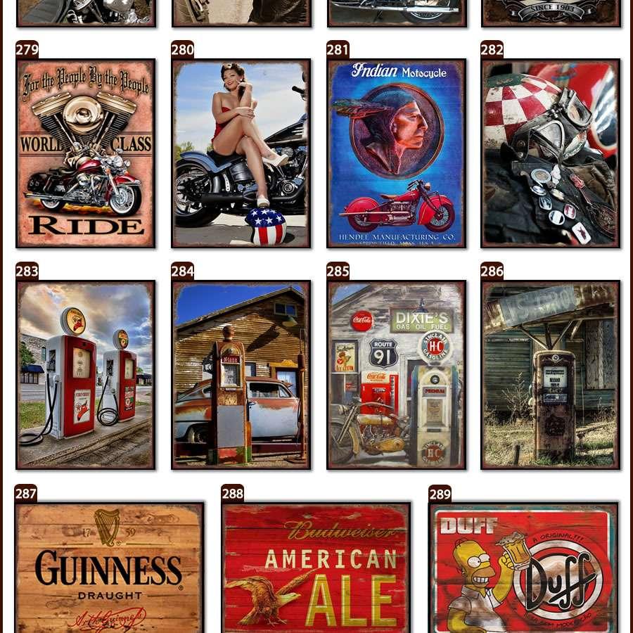 Placas, Vintage, Retro, Cerveja, Decoração, Antigas, MDF, Frases, Boteco, Bar