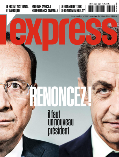 L'Express 3381 - 20 au 27 Avril 2016