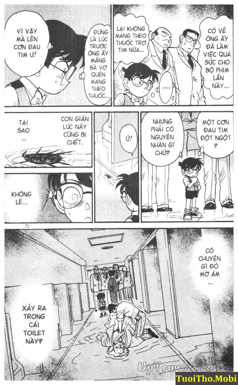 đọc truyện Conan bộ đặc biệt chap 4 trang 8