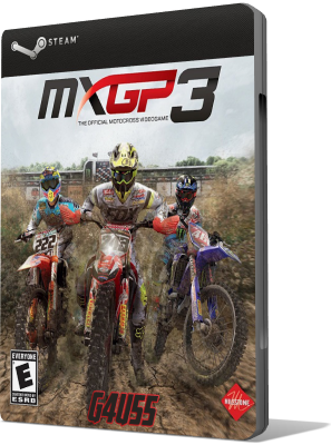 MXGP3 The Official Motocross Videogame – Update v20170609 DOWNLOAD PC SUB ITA (2017)