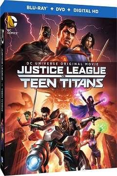 Adalet Takımı: Genç Titanlara Karşı - 2016 BluRay (720p - 1080p) DuaL MKV indir